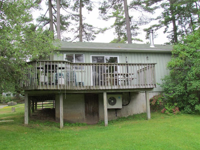 Pine Vista Resort Algoma accommodation exterior