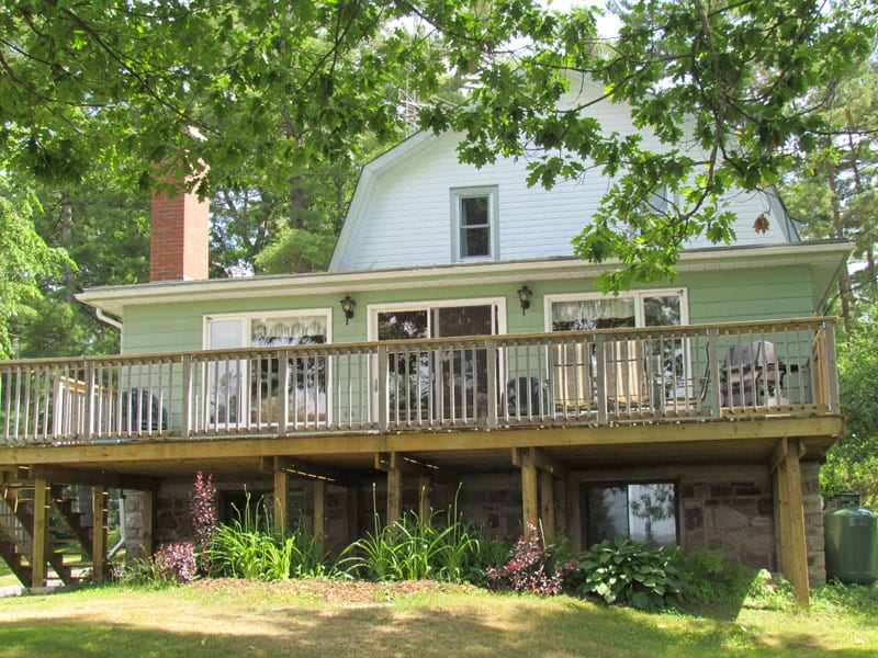 Pine Vista Resort Heritage Manor accommodation exterior