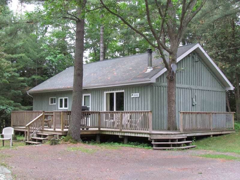 Pine Vista Resort Deluxe accommodation